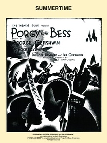 Summertime (from <I>Porgy and Bess</I>)
