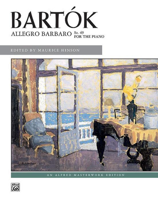 Bartók: Allegro Barbaro, Sz. 49