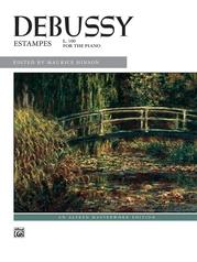 Debussy, Estampes