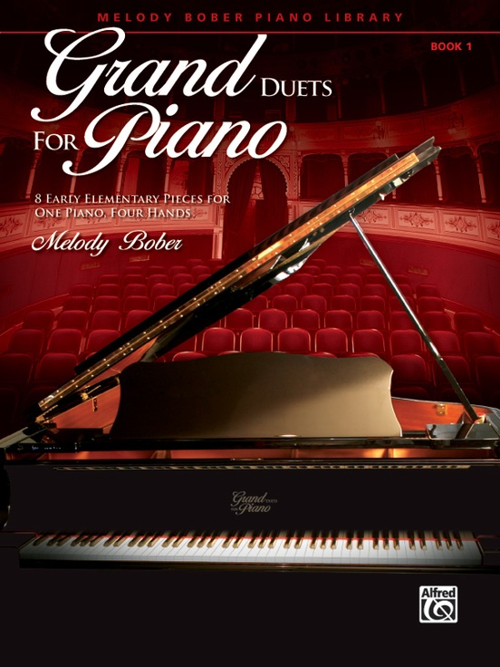 Grand Duets for Piano, Book 1