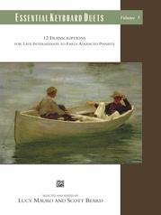 Essential Keyboard Duets, Volume 5