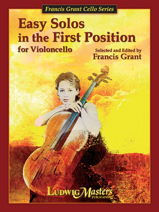 Easy Solos in the First Position for Violoncello
