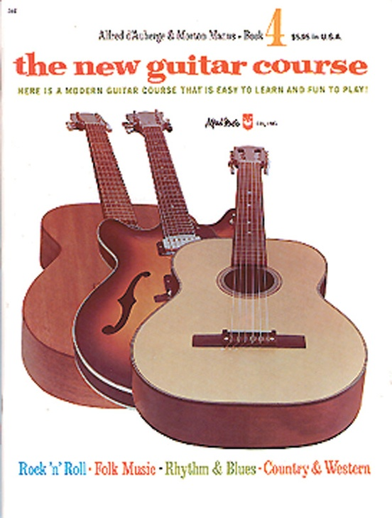 The New Guitar Course, Book 4