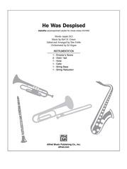 He Was Despised