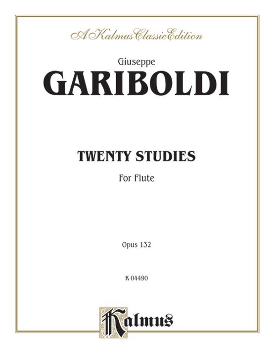 Twenty Studies, Opus 132