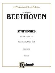 Symphonies, Volume I (Nos. 1-5)