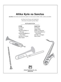 Afrika Kyrie na Sanctus