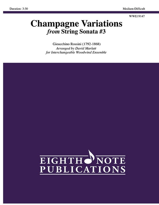 Champagne Variations
