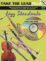 Take the Lead Plus: Jazz Standards