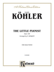 The Little Pianist, Opus 189
