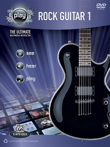 Alfred's PLAY: Rock Guitar 1