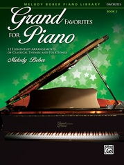 Grand Favorites for Piano, Book 2