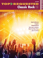Top-Requested Classic Rock Sheet Music