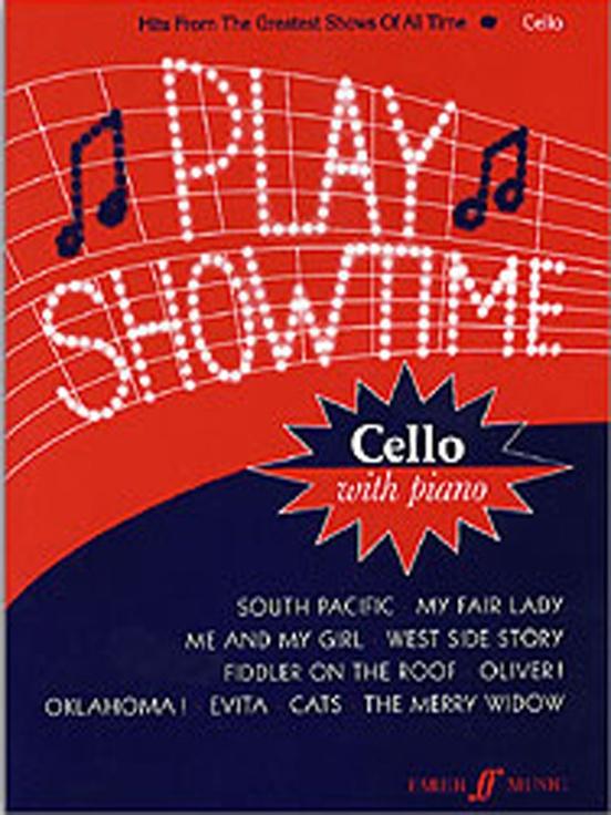Play Showtime for Cello, Book 1