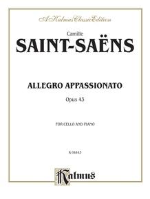 Allegro Appassionato, Opus 43