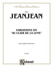 """Variations on """"Au Clair de la Lune"""""""