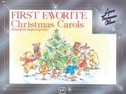 First Favorite Christmas Carols