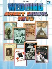 Wedding Sheet Music Hits