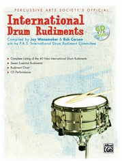 International Drum Rudiments