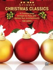 5 Finger Christmas Classics