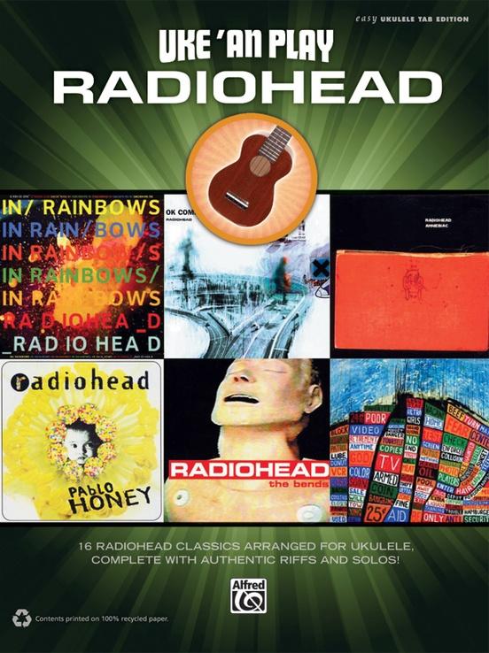 Uke An Play Radiohead Radiohead