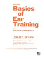 Basics of Ear Training, Grade 5