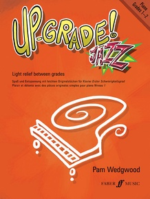 Up-Grade! Jazz Piano, Grades 1-2