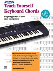 Alfred's Teach Yourself Keyboard Chords