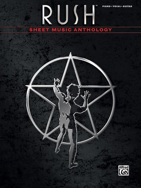 Rush: Sheet Music Anthology