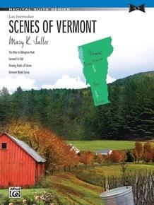 Scenes of Vermont