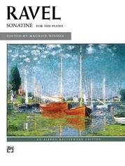 Ravel, Sonatine