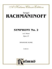 Symphony No. 2 in E Minor, Opus 27