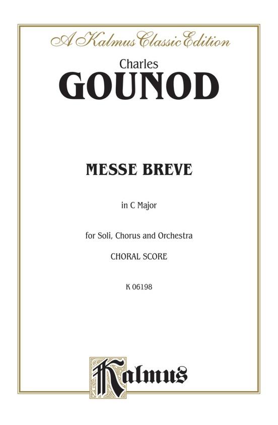 Messe Brève in C Major (No. 7)