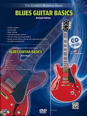 Ultimate Beginner Series Mega Pak: Blues Guitar Basics