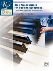 Wedding Performer: Jazz Arrangements for Wedding Receptions