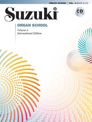 Suzuki Organ School, Vol. 4