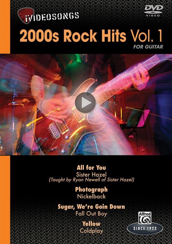 iVideosongs: 2000s Rock Hits, Vol. 1