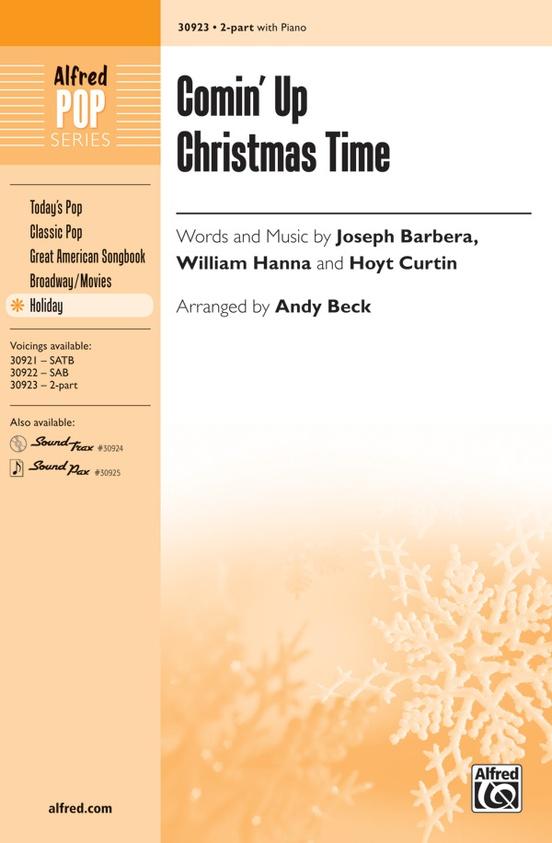 comin up christmas time