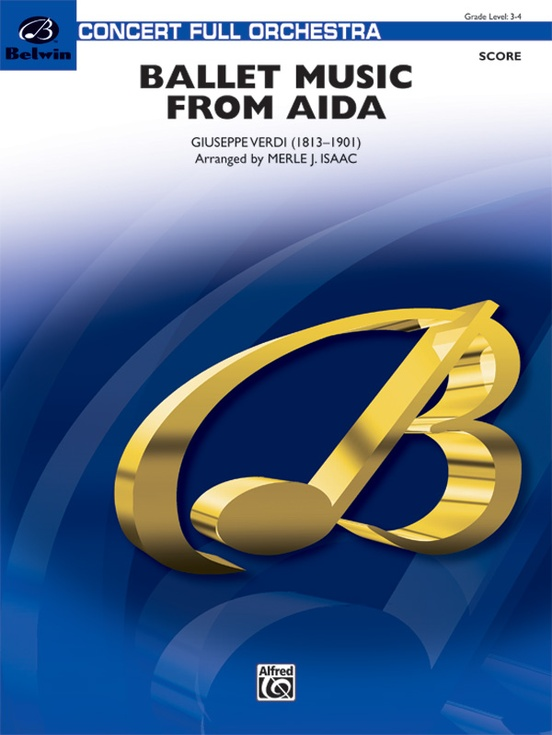 Ballet Music from Aïda