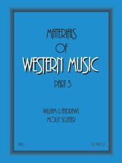 Materials of Western Music, Part 3
