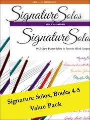 Signature Solos 4-5 (Value Pack)