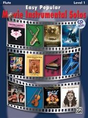 Easy Popular Movie Instrumental Solos