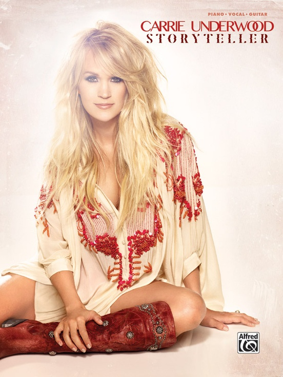 Carrie Underwood: Storyteller