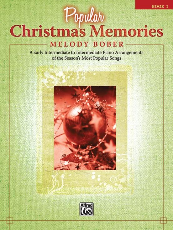 Popular Christmas Memories, Book 1