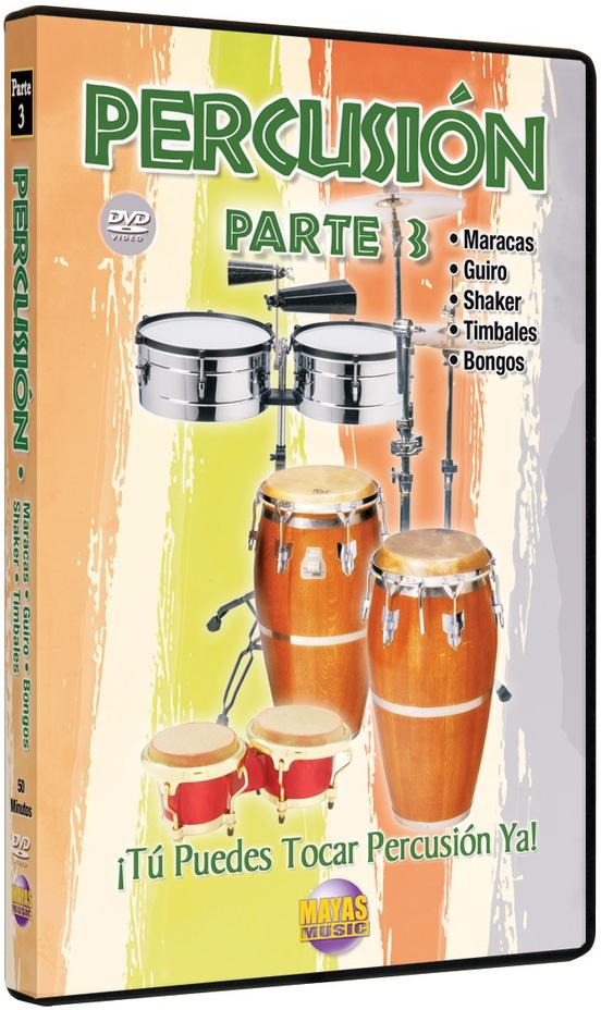 Percusión Vol. 3