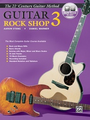 Belwin's 21st Century Guitar Rock Shop 3