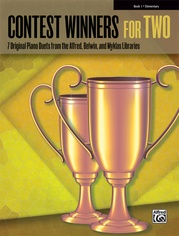 Contest Winners for Two, Book 1
