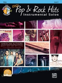 Easy Pop & Rock Hits Instrumental Solos