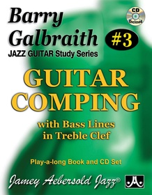 Barry Galbraith Jazz Guitar Study Series #3: Guitar Comping