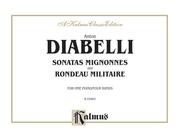 Rondeau Militaire and Sonatas Mignonnes